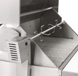 Crown Verity Rotisserie Assembly RT-72