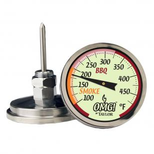 Taylor Precision 814OMG Grill & Smoker Thermometer