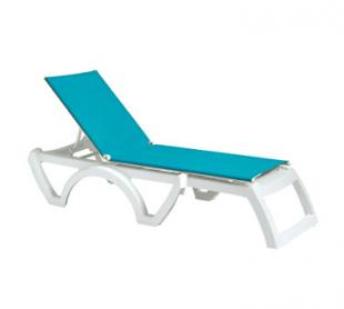 Grosfillex Calypso Chaise US476241 - Case of 12