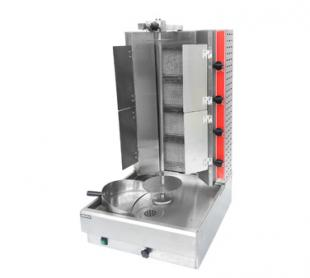 Uniworld Vertical Broiler Gyro Machine With Flaps VBR-2EF