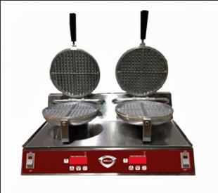 Wells Commercial Double Waffle Baker - WB-2C