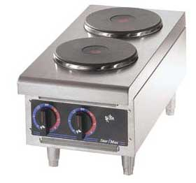 Star Countertop Hotplate 502FF