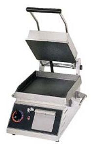 Star Panini Grill - 14x14, Alum Smooth on 2 sides