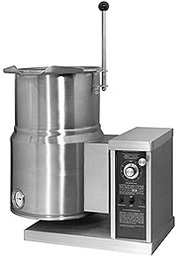 Market Forge Steam Kettle FT-6, 6 Gallon