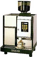 Astra Super Mega 1 Fully Automatic Cappuccino Machine