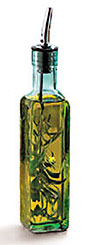 Olive Oil Bottle with Pourer