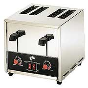 Star Holman Commercial Toaster - 4 Slice High Performance