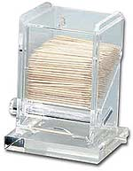 Toothpick Dispensers, Set of 6 - 228