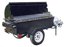Grillco Towable Barbecue