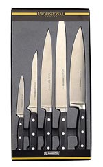 Tramontina Professional 5 Piece Knife Set