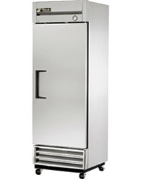True T-19 Solid Door Reach-In Refrigerator