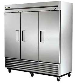 True Reach-In Freezer - T-72F-HC