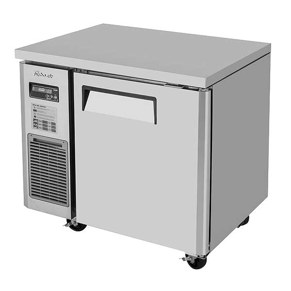 Turbo Air J Series Side Mount Undercounter Refrigerator One-section 6.37 Cu. Ft. - JUR-36-N6