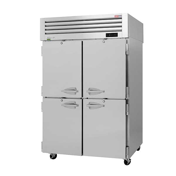Turbo Air PRO Series Freezer Reach-in Two-section - PRO-50-4F-N