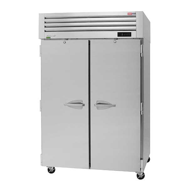 Turbo Air PRO Series Freezer Reach-in Two-section - PRO-50F-N