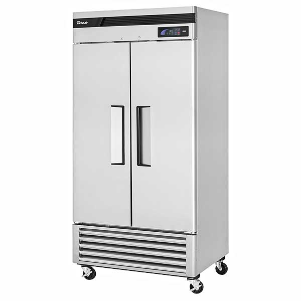 Turbo Air Super Deluxe Freezer Reach-in Two-section - TSF-35SD-N