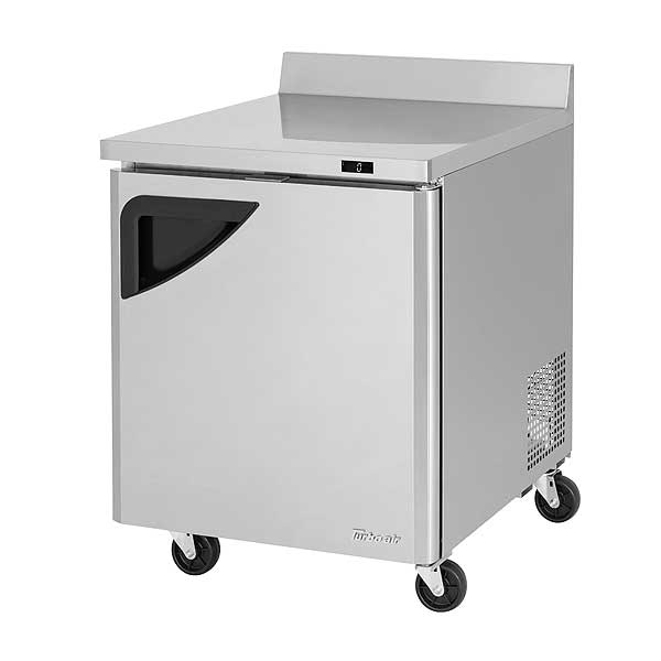 Turbo Air Super Deluxe Worktop Freezer One-section 6.81 Cu. Ft. - TWF-28SD-N