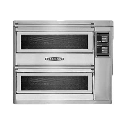 TurboChef Double Batch Oven Electric Ventless - HHD-9500-1