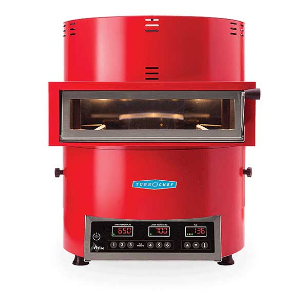 TurboChef Fire Pizza Oven Electric Ventless - FIRE