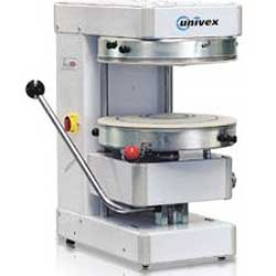 Univex SPZ50 Dough Spinner with 19-3/4 Inch Ring