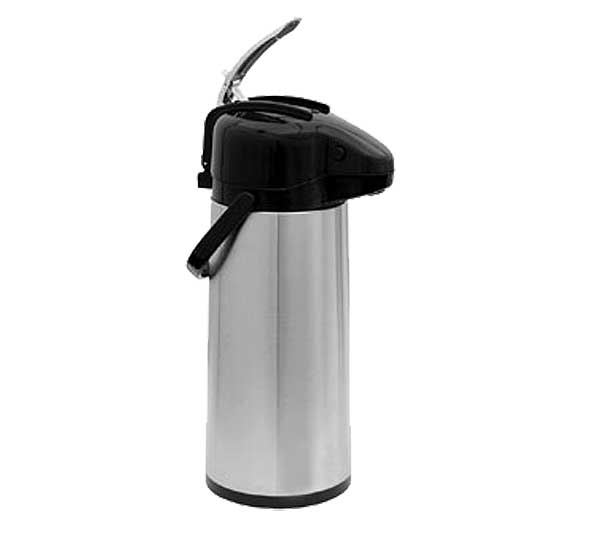 Update International - Val-U-Air Airpot 2.2 liter - NVAL-22BK