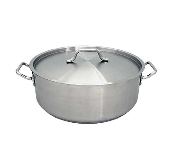 Update Brazier Pans / Braising Pots with Covers - SBR Models