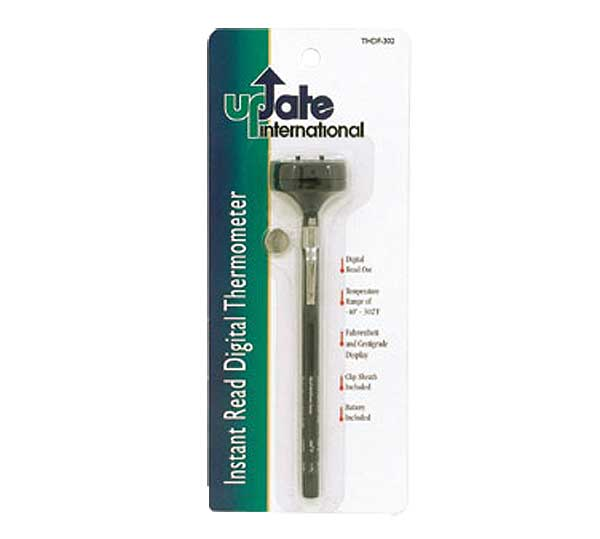 Update International - Pocket Thermometer digital - THDP-302