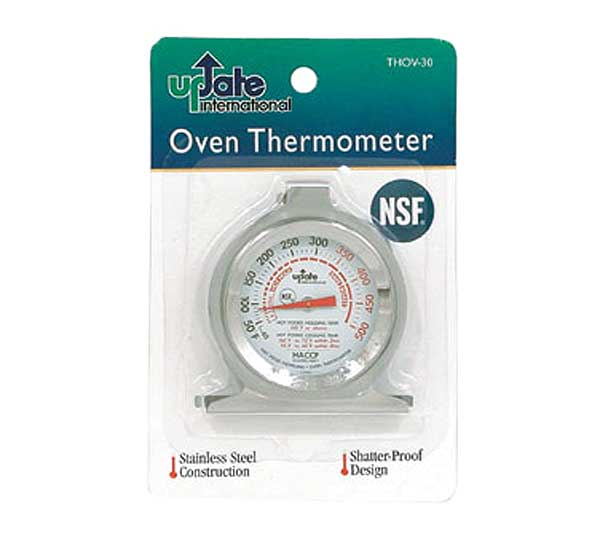 "Update International - Oven Thermometer 3"" dial - THOV-30"