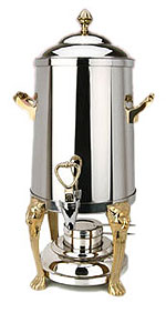 Lion-Head Heavy Duty Hotel Style Coffee Urn