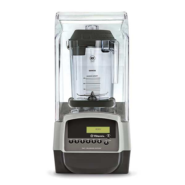 Vitamix Touch & Go 2 Blending Station On-counter Stackable 32 Oz. (0.9 Liter) Capacity - 034013