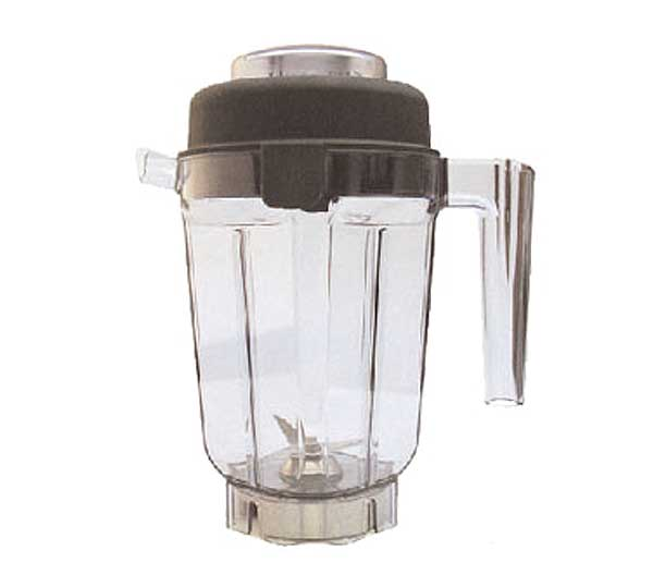 Vitamix Standard Blender Container Only 32 Oz. (0.9 Liter) Capacity Clear BPA Free Tritan Container - 15643