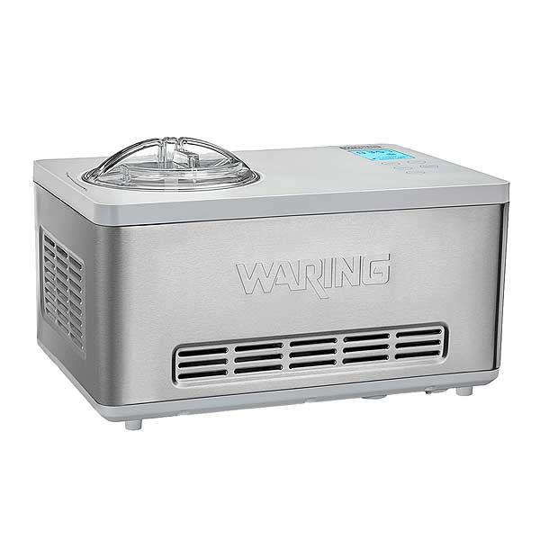 Waring Commercial Ice Cream Maker Electric 2 Qt. Capacity - WCIC20