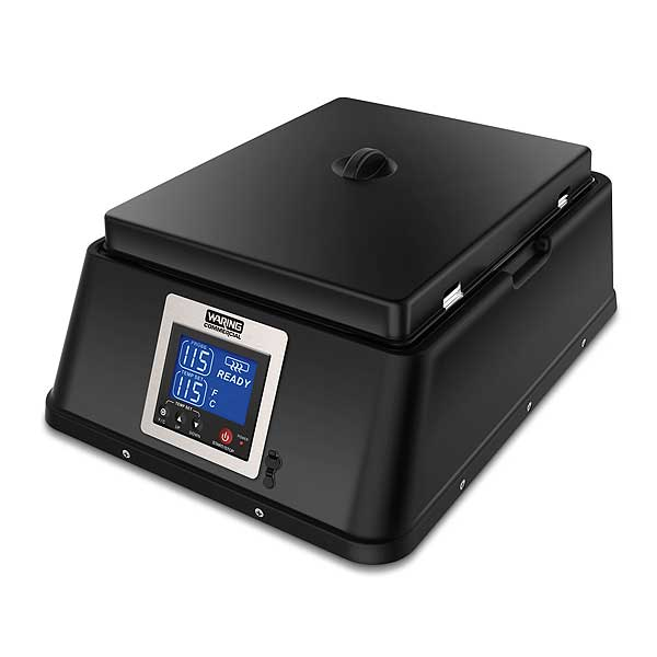 Waring Commercial Chocolate Melter Countertop 6kg (13.23 Lbs.) Capacity - WCM6