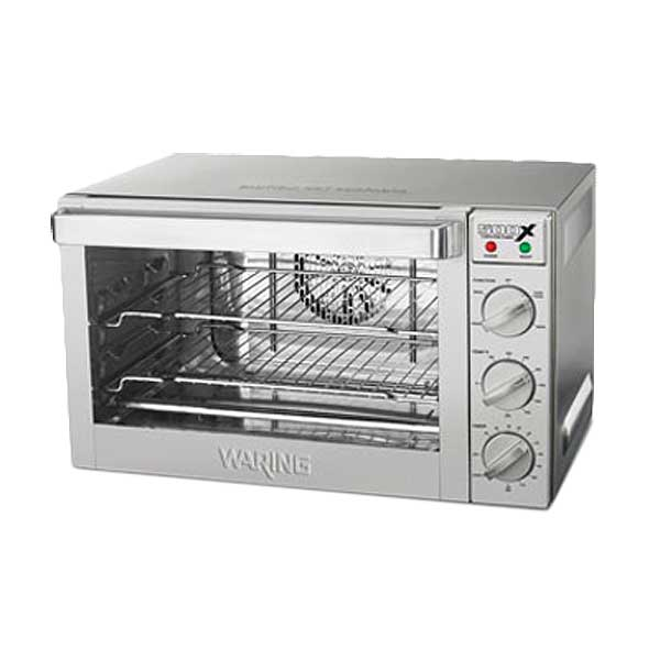 """Waring Commercial Commercial Convection Oven Countertop 23""""W X 23""""D X 15""""H - WCO500X"""