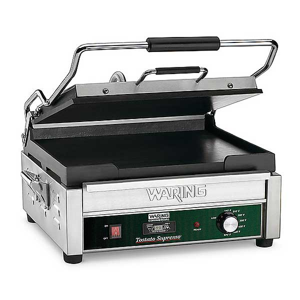 Waring Commercial Tostato Supremo Large Toasting Grill Electric Single - WFG250T