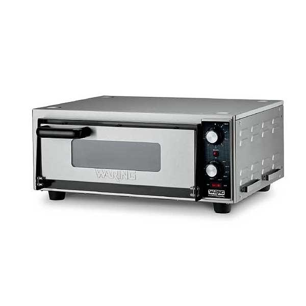 Waring Commercial Single Deck Pizza Oven Electric Countertop - WPO100