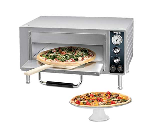 Waring Commercial Single Deck Pizza Oven Electric Countertop - WPO500