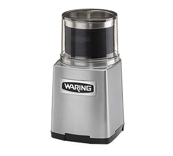 """Waring Commercial Commercial Spice Grinder (3) Cup Capacity 6-1/2""""W X 8-1/2""""D X 11-1/2""""H - WSG60"""