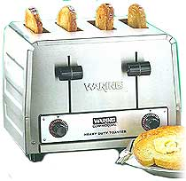 Waring Heavy Duty Commercial Toaster - WCT800