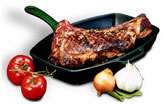 Rectangular Chasseur Grill from World Cuisine