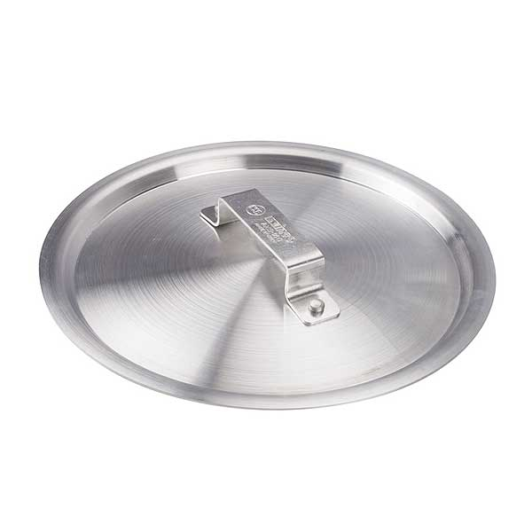 """Winco Professional Cover 10-15/16"""" Dia. For 10"""" Fry Pans - AXS-16C"""