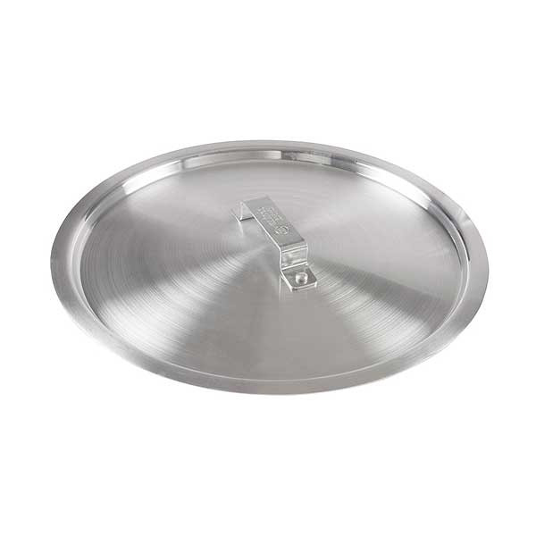 """Winco Professional Cover 14-3/4"""" Dia. For 14"""" Fry Pans - AXS-40C"""