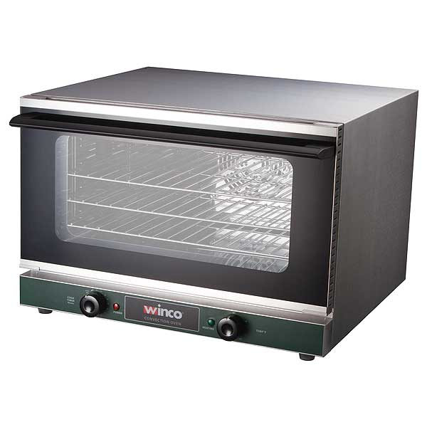 Winco Convection Oven Countertop Half Size - ECO-500