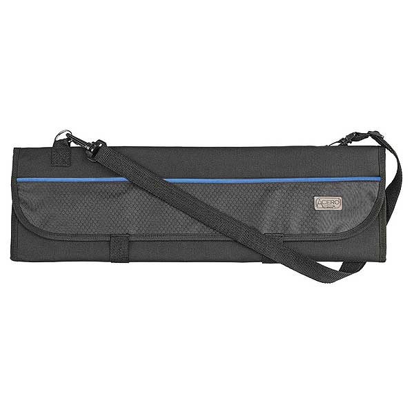 Winco Acero Knife Bag (8) Compartments Polyester Exterior - KBG-8