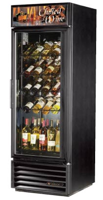 True Wine Merchandiser GDM-23W-LD